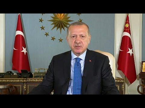 Ερντογάν: «Επίθεση στην οικονομία είναι επίθεση στη σημαία»…