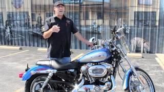 3. Pre-Owned 2009 Harley-Davidson Sportster 1200 Custom