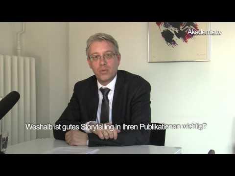 CAS Corporate Writer: Gregor Lüthy, UniSpital ZH