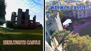 Kenilworth United Kingdom  city pictures gallery : Warwick and Kenilworth Castle(United Kingdom)