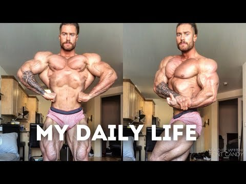 PHYSIQUE UPDATE   Full Day Of Eating 3 weeks Out