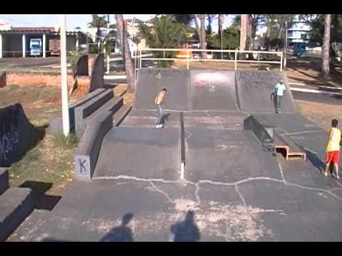 Pista de Skate em Frutal no dia 13 de agosto de 2013 PARTE 3