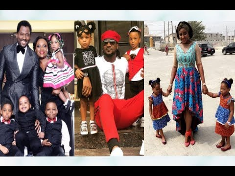 10 Nigerian Celebrities Who Welcomed Twins Children