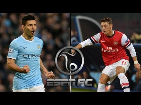 Video: ESPN FC: Man City vs Arsenal preview
