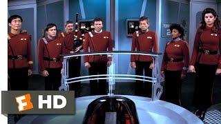 Spock's Funeral - Star Trek: The Wrath of Khan (7/8) Movie CLIP (1982) HD