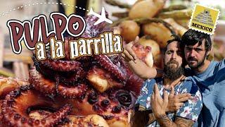 Pulpo a la Parrilla Ahumado en México | Cook&Laucha 2×1