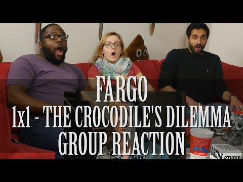 React Wheel: Fargo - 1x1 The Crocodile's Dilemma - Group Reaction  + WHEEL SPIN
