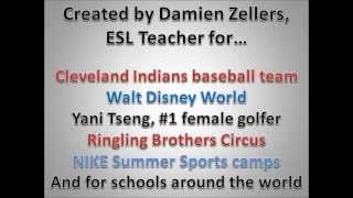 ESL Grammar Test PART 1, Intermediate, Advanced By Damien Zellers