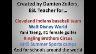ESL Grammar Test PART 1, Intermediate, Advanced By Damien Zellers