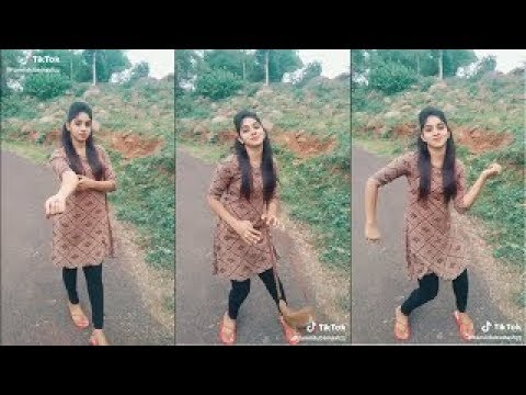 NEW Desi Village Girls Best Of The Month Tik Tok Funny Video Ll
