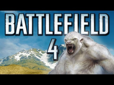 yeti - Battlefield 4 Yeti Easter Egg and Funny Moments! Like the video if you enjoyed. Thanks for the support :] Subscribe - http://bit.ly/1dpLUSw Twitter - https:/...