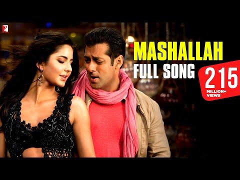 Mashallah Song | Ek Tha Tiger | Salman Khan, Katrina Kaif, Shreya Ghoshal, Sajid-Wajid, Kausar Munir