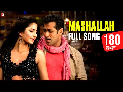Video Mashallah - Full Song | Ek Tha Tiger | Salman Khan | Katrina Kaif | Wajid | Shreya Ghoshal download in MP3, 3GP, MP4, WEBM, AVI, FLV January 2017