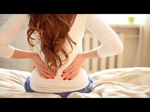 Pain In The Back Is Common Symptom In Women - Why - Best Solutions To Overcome