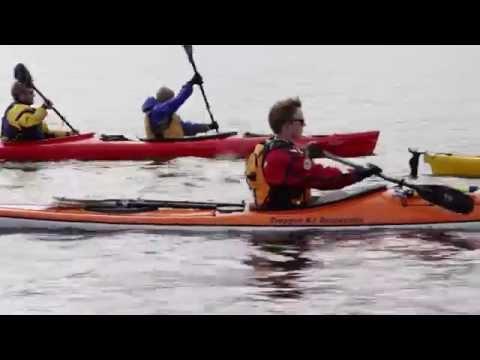 Kayaking in Tromsø