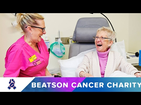Lee and Jason Visit The Beatson