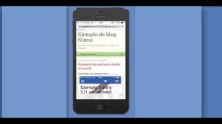 Umh0460 2013-14 Lec303 Publicar En Blogger Desde Correo Y Móvil