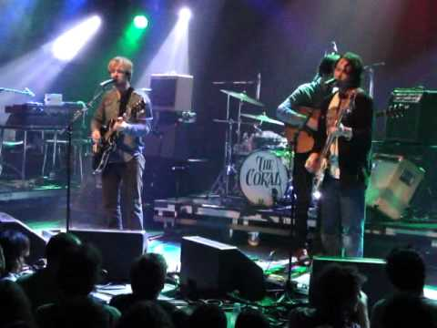 The Coral - Paris La Cigale - Butterfly House (November 6th, 2010)