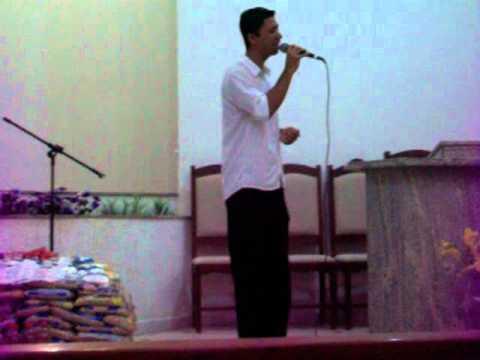 Vainer.Crucificado com Jesus.IASD de Bom Sucesso de Itararé.