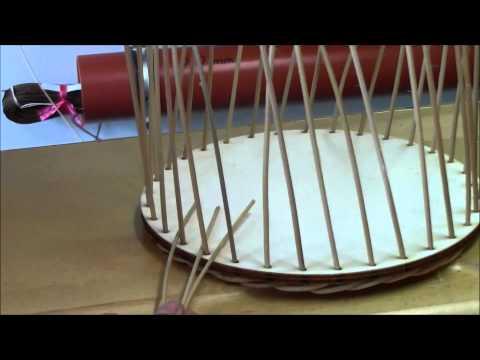 Peddigrohr Korbflechten leicht gemacht