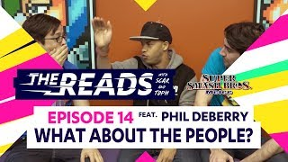 The Reads With Scar & Toph Episodes  14 Ft. Phil
