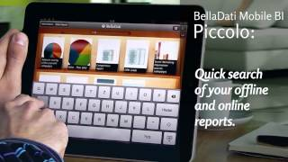 BellaDati Mobile BI YouTube video