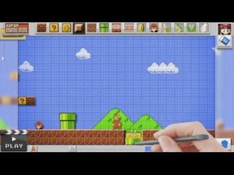 E3 Trailer: Mario Maker