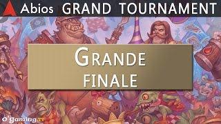 Grande finale - Abios Grand Tournament - Finale - 27/09/15