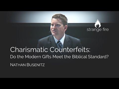 Charismatic Counterfeits: Do the Modern Gifts Meet the Biblical Standard? (Nathan Busenitz)