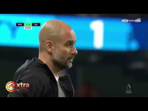 Manchester City 5 vs 1 Leicester All Goals & Highlights