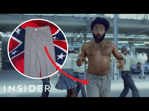 Video Hidden Meanings Behind Childish Gambino's 'This Is America' Video Explained download in MP3, 3GP, MP4, WEBM, AVI, FLV January 2017