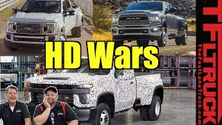 Chevy & Ram Now Tow Over 35,000 lbs: Have the Towing Wars Gone Too Far? No, You're Wrong! Ep.3 by The Fast Lane Truck