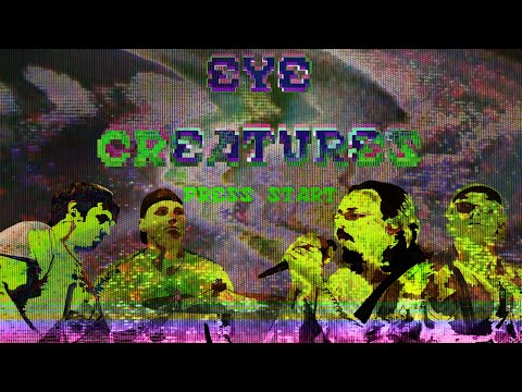 Eye Creatures  - The Cube (Official Music Video)