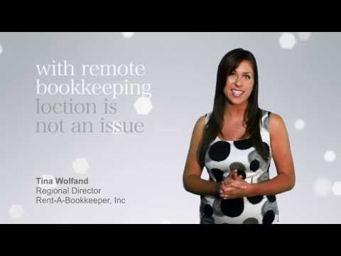 Rent-A-Bookkeeper Inc. Remote Bookkeeping Services in USA