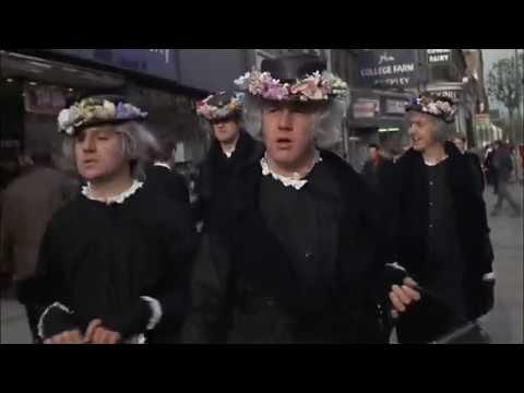 Video - Οι Monty Python: Πέθαναν δύο, περιμένουμε άλλους τέσσερις