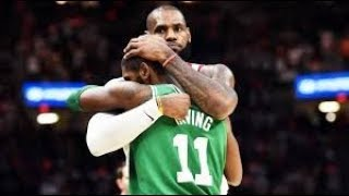 Video The REAL Reason Lebron James Calls Kyrie Irving A KID MP3, 3GP, MP4, WEBM, AVI, FLV Desember 2018