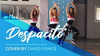 Video DESPACITO - Luis Fonsi ft Daddy Yankee - Cover by David Ponce - Easy Fitness Dance - Baile MP3, 3GP, MP4, WEBM, AVI, FLV September 2017
