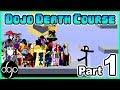 Dojo Death Course (Part 1) - Obstacle Course Collab