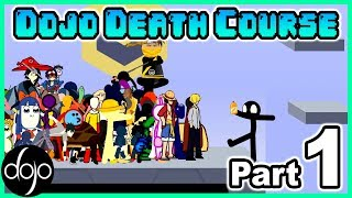 Video Dojo Death Course (Part 1) - Obstacle Course Collab MP3, 3GP, MP4, WEBM, AVI, FLV Oktober 2018