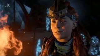 Horizon Zero Dawn The Frozen Wilds Trailer E3 2017