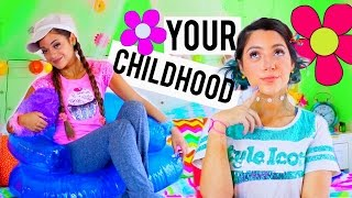 9 Things That Will Remind You of Your CHILDHOOD! Early 2000s! by Niki and Gabi
