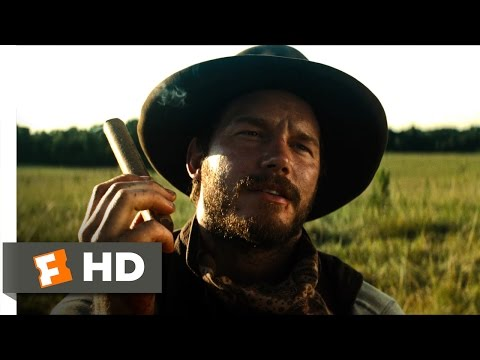 The Magnificent Seven (2016) - Farraday's Redemption Scene (9/10)   Movieclips