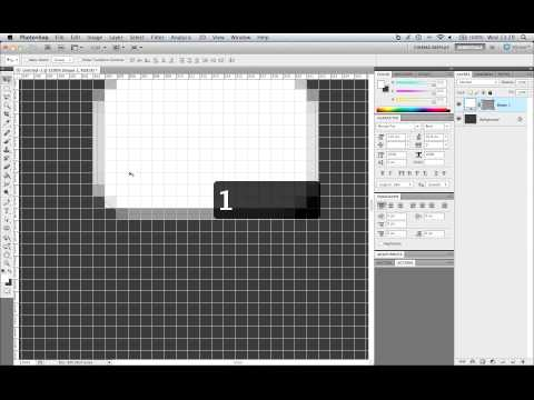 how to turn off snap to grid in photoshop cs5