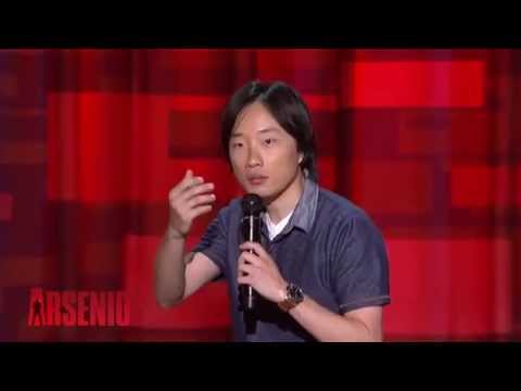 Jimmy O. Yang on The Arsenio Show standup comedy