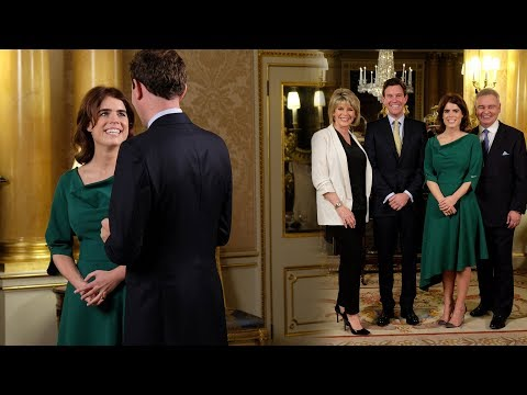 Princess Eugenie shares her romantic 'Butterflies' with Jack in new Interview before royal wedding
