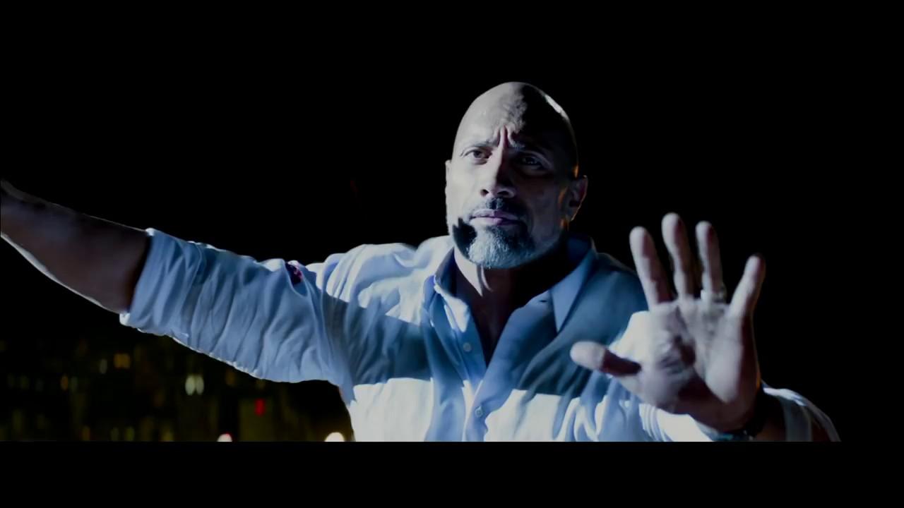 Courage has No Limits. Watch Dwayne Johnson in 3D Action-Thriller 'Skyscraper' (Trailer)