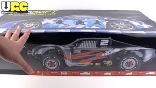 Exceed RC 1/8th Scale Mad Drift Car In-depth Unboxing