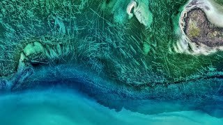 See How Ice Can Scar The Ocean Floor Enough To Be Seen From Space by Science Channel