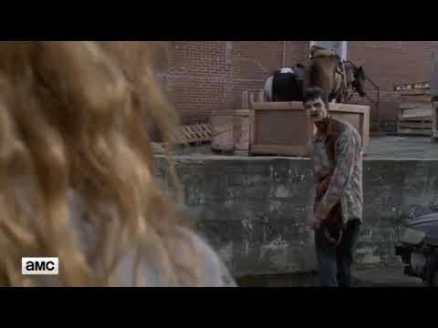 The Walking Dead: Magna's Group Earning Michonne's Trust (Season 9, Episode 7)