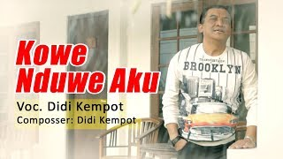 Video Didi Kempot - Kowe Nduwe Aku [OFFICIAL] MP3, 3GP, MP4, WEBM, AVI, FLV November 2018